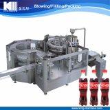Do Ce do ISO da certificação máquina de enchimento Carbonated engarrafada automática da bebida completamente