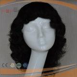 Parrucca di usura facile dei capelli umani di 100% mono