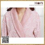 最も新しいデザイン100%年の綿の卸し売りホテルの浴衣