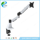 Canalisation verticale réglable de moniteur de bride de bureau de vente de Jeo de la hauteur chaude Ds312FC de prix usine