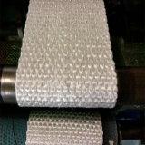 Высокая температура термостойкий и тепловой изоляционную ленту плетеных изделий из стекловолокна