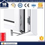Australia Standard Aluminium Frame Vertical Opening Window Double vitre
