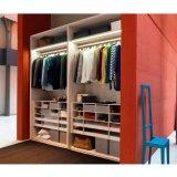 Schlafzimmer-Melamin ohne Tür-Wandschrank-Walk-in Wandschrank