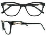 숙녀를 위한 Fashion Eye Glasses 새로운 도착 아세테이트 안경알 프레임