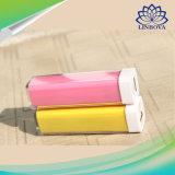 batería eterna de la batería colorida de la potencia del USB 2600mAh para la computadora portátil del iPhone