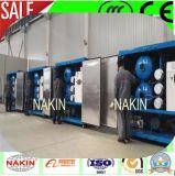 Zym-200 트레일러 유형 변압기 기름 정화기 또는 기름 분리기 기계