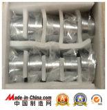 Qualitäts-Zink-Spritzenziel bei Reinheit 99.99%