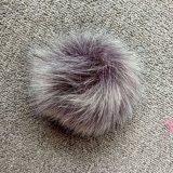 Giocattoli della sfera della pelliccia della pelliccia di Fox POM/Faux/sfera della pelliccia
