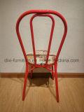 يكدّر معدن مقهى كرسي تثبيت مع [بدّد] مقادة