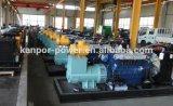 Standby 500kw Prime 400kw Biogaz Générateur de gaz naturel pour l'élevage / usine d'alcool / Starch Factory