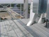 Reja de acero durable para la plataforma