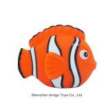 Jouets animaux d'océan en plastique du best-seller pour des gosses avec le monde de vente en gros de qualité