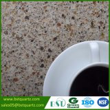 Granit artificiel de précoupe à la recherche d'un comptoir en pierre de quartz