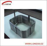 Bobine de refroidissement en acier inoxydable de haute qualité