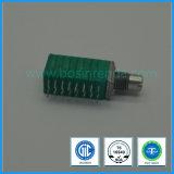 Multi potenziometro rotativo del gruppo 9mm con l'asta cilindrica del metallo