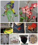Broderie 2 tête Holiauma heureux 15 Color Embroidery Machine Cap Garment Embroidery Machine