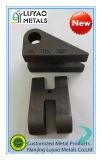 Pieza de acero fundido de acero/inoxidable para el diseño modificado para requisitos particulares