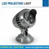 Projecteur changeable extérieur rond 18W 36W d'horizontal du projecteur 220volt RVB DEL de projecteur
