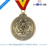 Медаль пожалования высокого качества OEM 2017 поставк изготовленный на заказ для победителей спорта