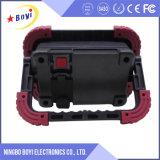 De bonne qualité Portable Rechargeable phare de travail a conduit à partir d'usine de professionnels chinois