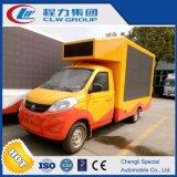 판매를 위해 트럭을 광고하는 작은 Foton 이동할 수 있는 LED