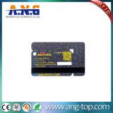 フルカラーの印刷を用いるPVC MIFARE標準外RFIDコンボのカード