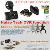 """Новая 3.0 """" камера черточки автомобиля DVR снабжения жилищем сплава цинка с полным HD1080p на 30fps. H264. Видеозаписывающее устройство цифров. камера передвижное DVR 3010 автомобиля 5.0mega"""
