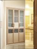 Armoire de portes coulissante en bois personnalisée en bois