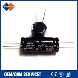 размер Tmce02-10 электролитического конденсатора 25V 105c 85c алюминиевый миниатюрный