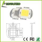 la puce économiseuse d'énergie de lampe de haute énergie blanche chaude d'ampoule de 10W 20W 30W pour l'ÉPI élèvent la lumière légère de duvet léger de piste de lumière d'inondation