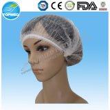 Schönheits-Salon, der Schutzkappen-Haar-Schutzkappe für Nahrung aufbereitet