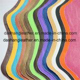 Зеленый PVC кожаные продавать в Европе (C-159)