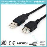 OEM vendedor caliente de 3,3 pies est al cable de extensión USB Af