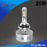 Voiture de l'accessoire de l'éclairage automatique 4RM 20W H4 H7 H11 Phare à LED