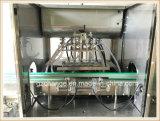 Проводника волос Bodylotion шампуня машина для прикрепления этикеток детержентного заполняя покрывая