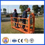 Zlp630 galvaniseerde Opgeschort Platform met de Certificatie van Ce