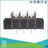 Полиамид 66 V0 AWG 22-12 терминальных блоков 8.255mm барьера Bu8.255-H
