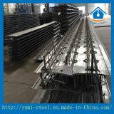 La armadura de la barra de acero inoxidable hojas cubiertas de edificios multicapa