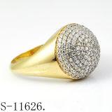 모조 보석 925 은 반지 공장 도매
