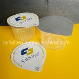 Aluminiumkappen-Folie für Joghurt-Cup