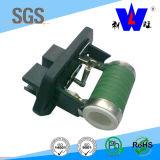 Resistores automáteis Wirewound resistentes ao ventilador / Resistência do motor do ventilador para carros diferentes