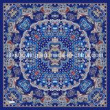 Sjaal van de Keperstof van de Zijde van het Af:drukken van de douane de Nieuwste Digitale voor Dame
