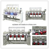4 de hoofd Industriële Machine van het Borduurwerk met MultiNaald voor Verkoop
