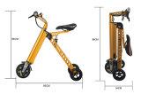250W Factory Supply Three Wheels Electric Folding Bike