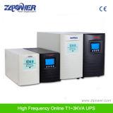 Hochfrequenzonline-unterbrechungsfreie Stromversorgung UPS-3kVA/2400W (EX3K/T3K)