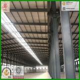 Hermosa estructura de acero prefabricada Almacén