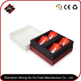 Kundenspezifischer 4 C Drucken-Geschenk-Papierverpackenkasten