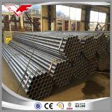 Tubulação de aço preta de ERW com certificado do ISO