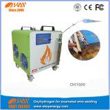 Oh1000はガス溶接のHhoのOxyhydrogen発電機をろう付けするエネルギー銅を承諾する