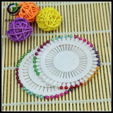 衣服のプラスチック丸いボールヘッドは針をピンで止める
